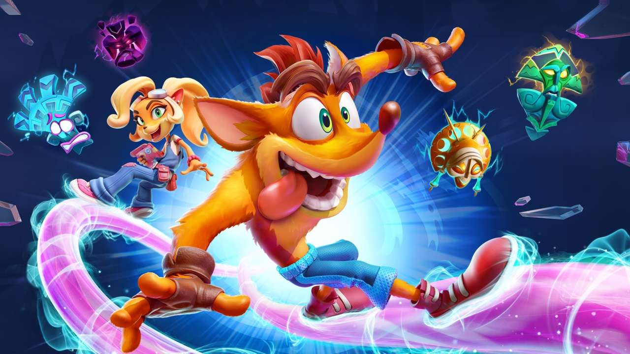 Crash 4, The Best Crash Bandicoot Games, All Mainline Entries Ranked