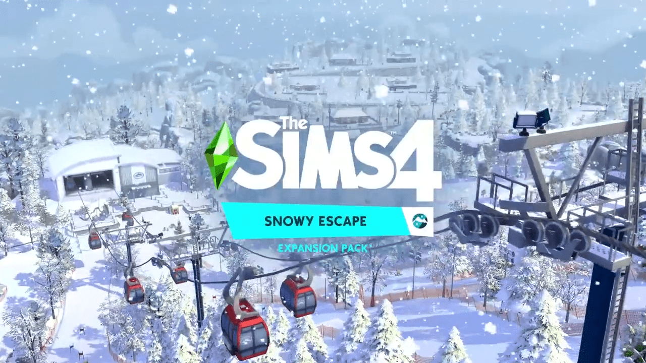 Snowy Escape Trailer Reveal
