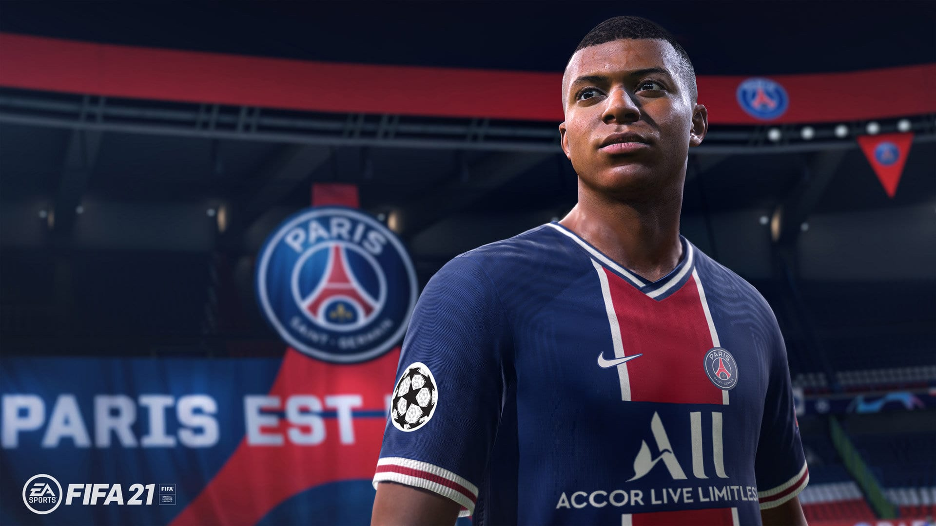 FIFA 21, recover players
