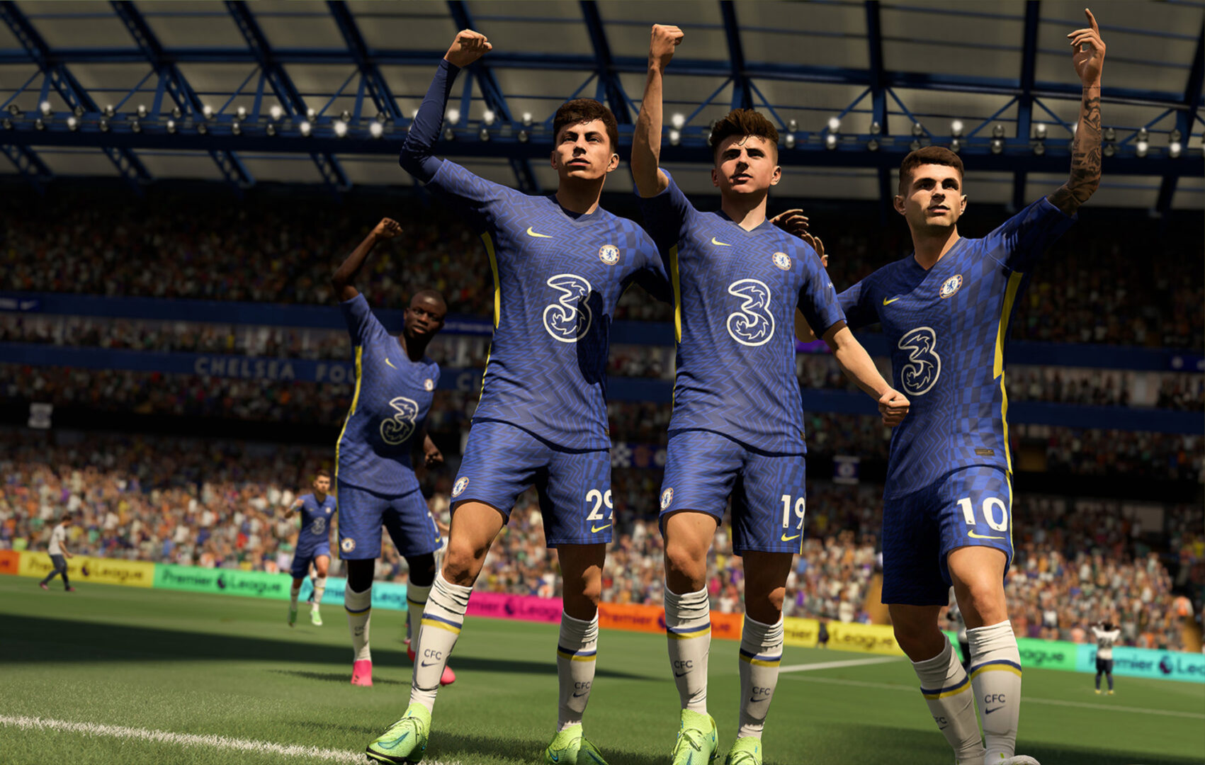 FIFA 22 bicycle kicks