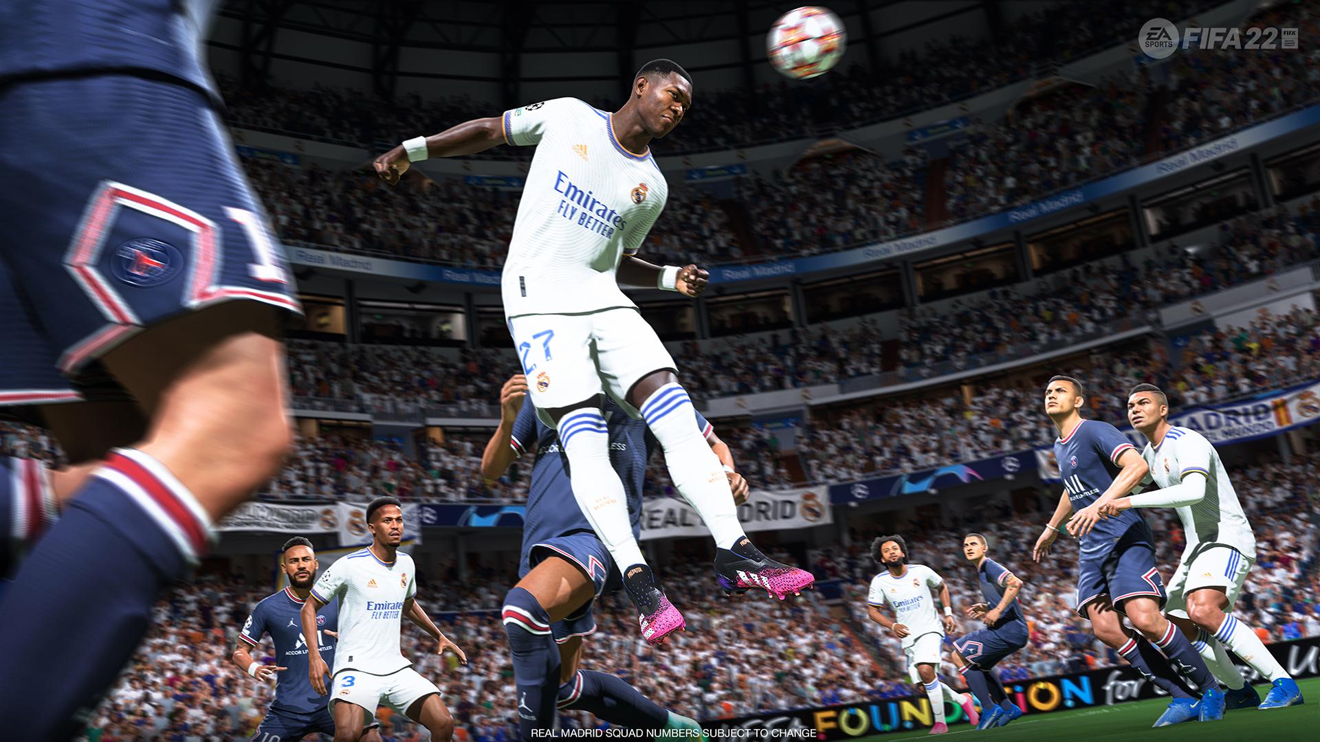 fifa 22 lobbed through ball