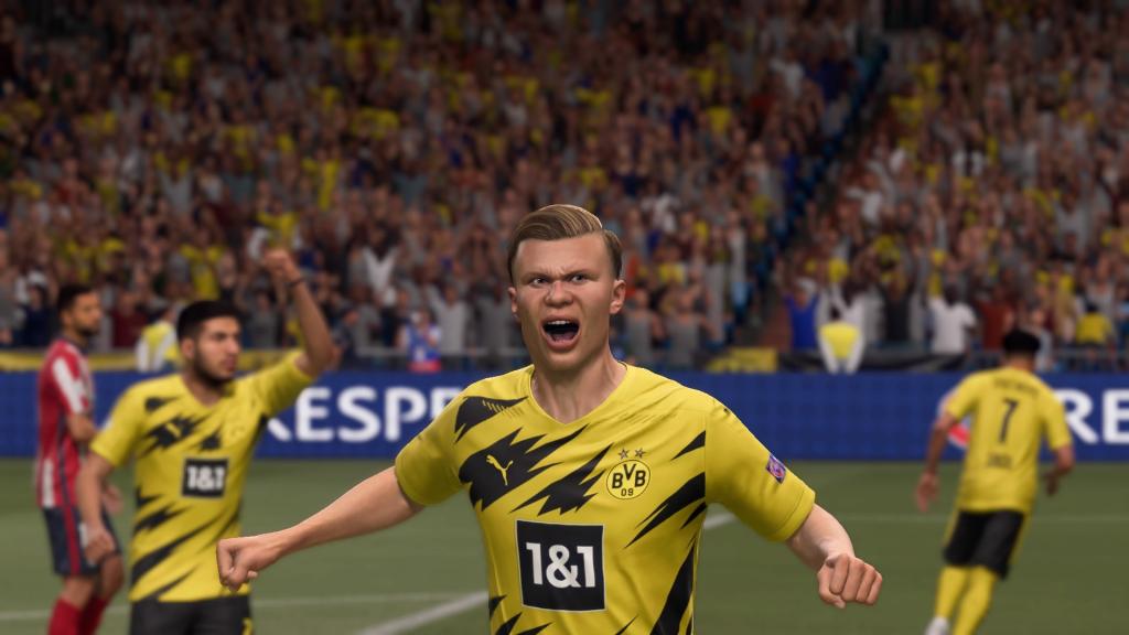 fifa 22 timed finishing