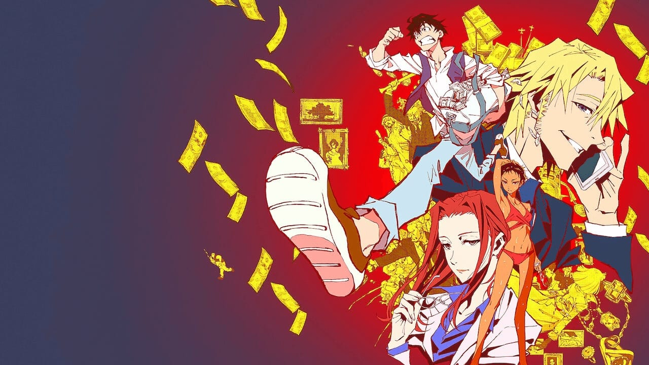 great pretender, anime