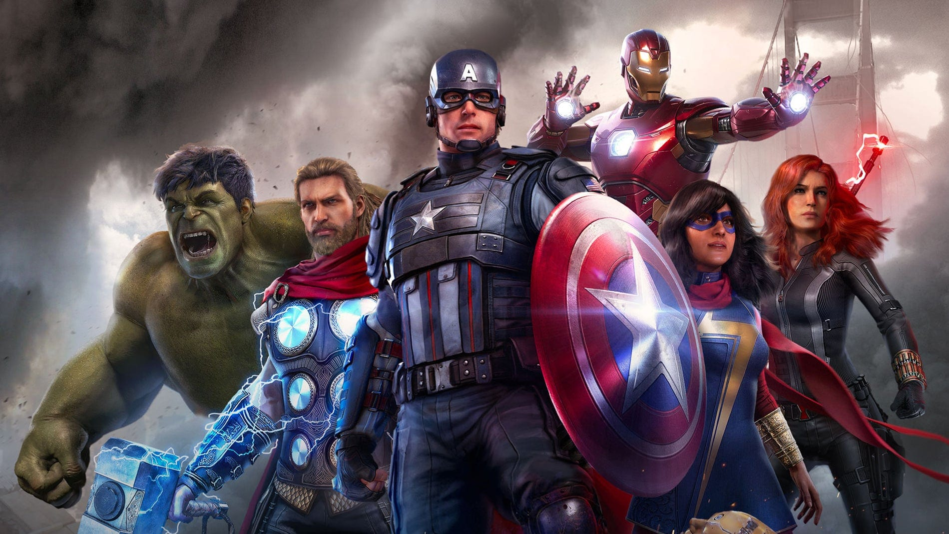marvel's avengers, NPD