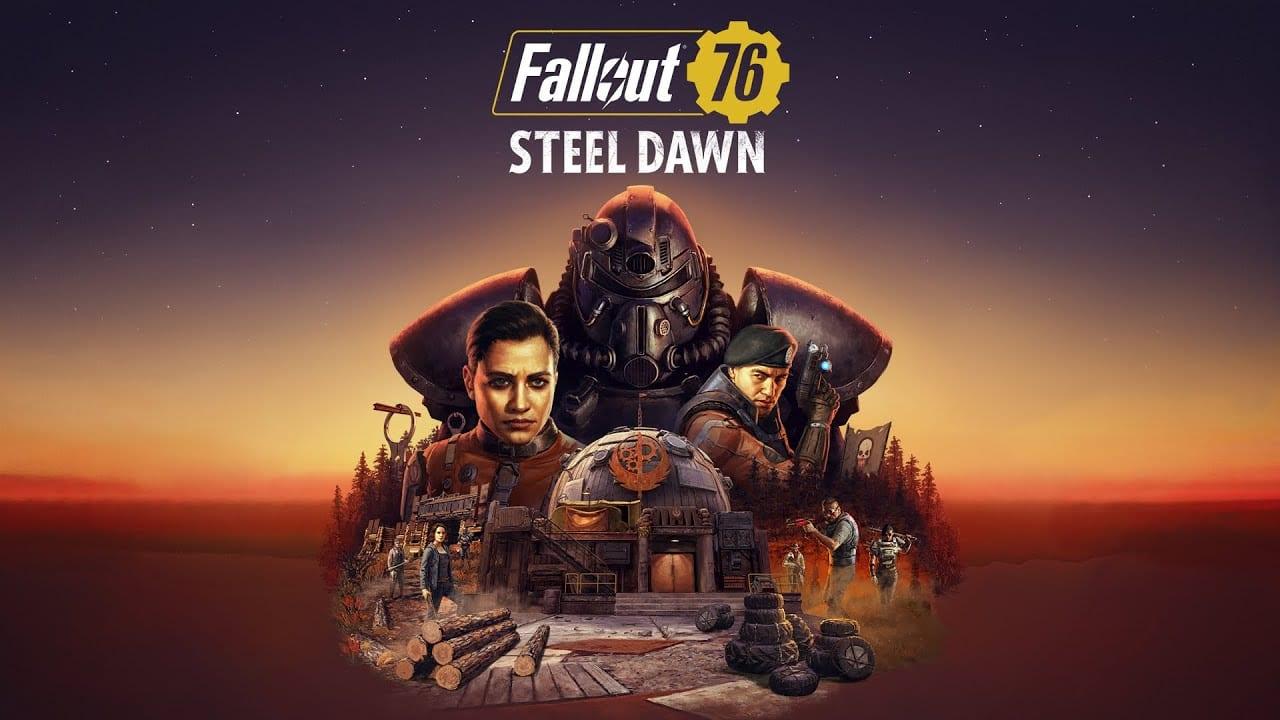 fallout 76, steel dawn