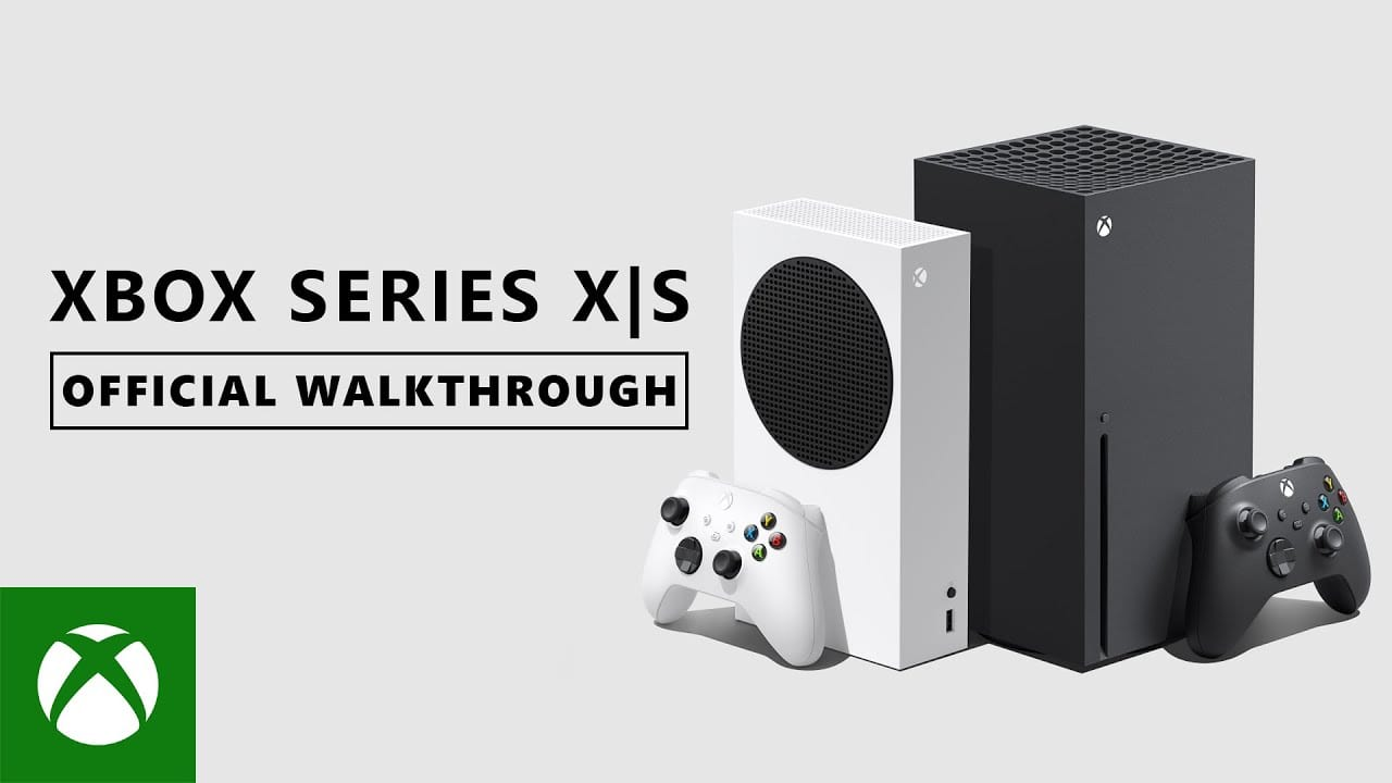 xbox series x, walkthrough