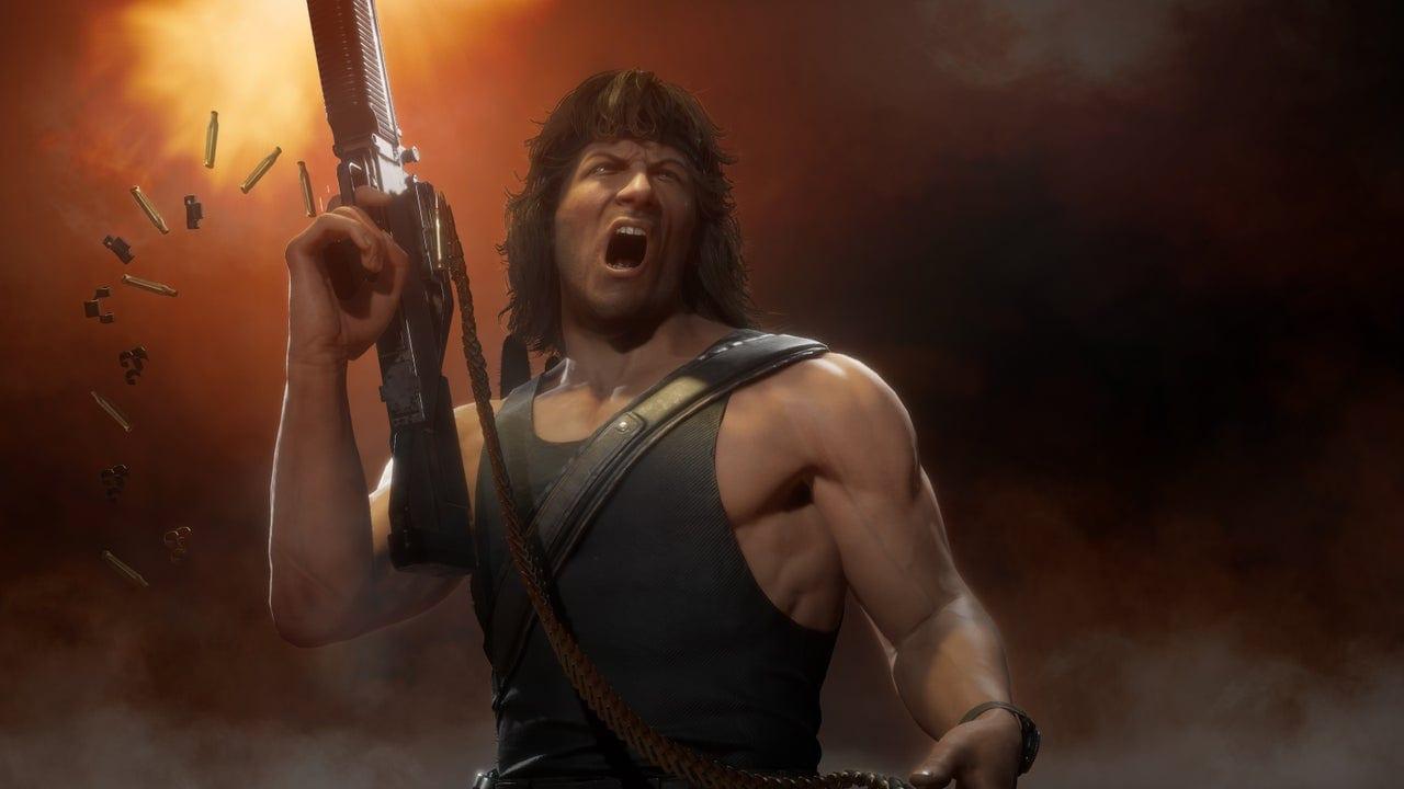 Mortal Kombat 11 Gets Rambo, Mileena and Rain as Next DLC Characters; Next Gen Ports Confirmed