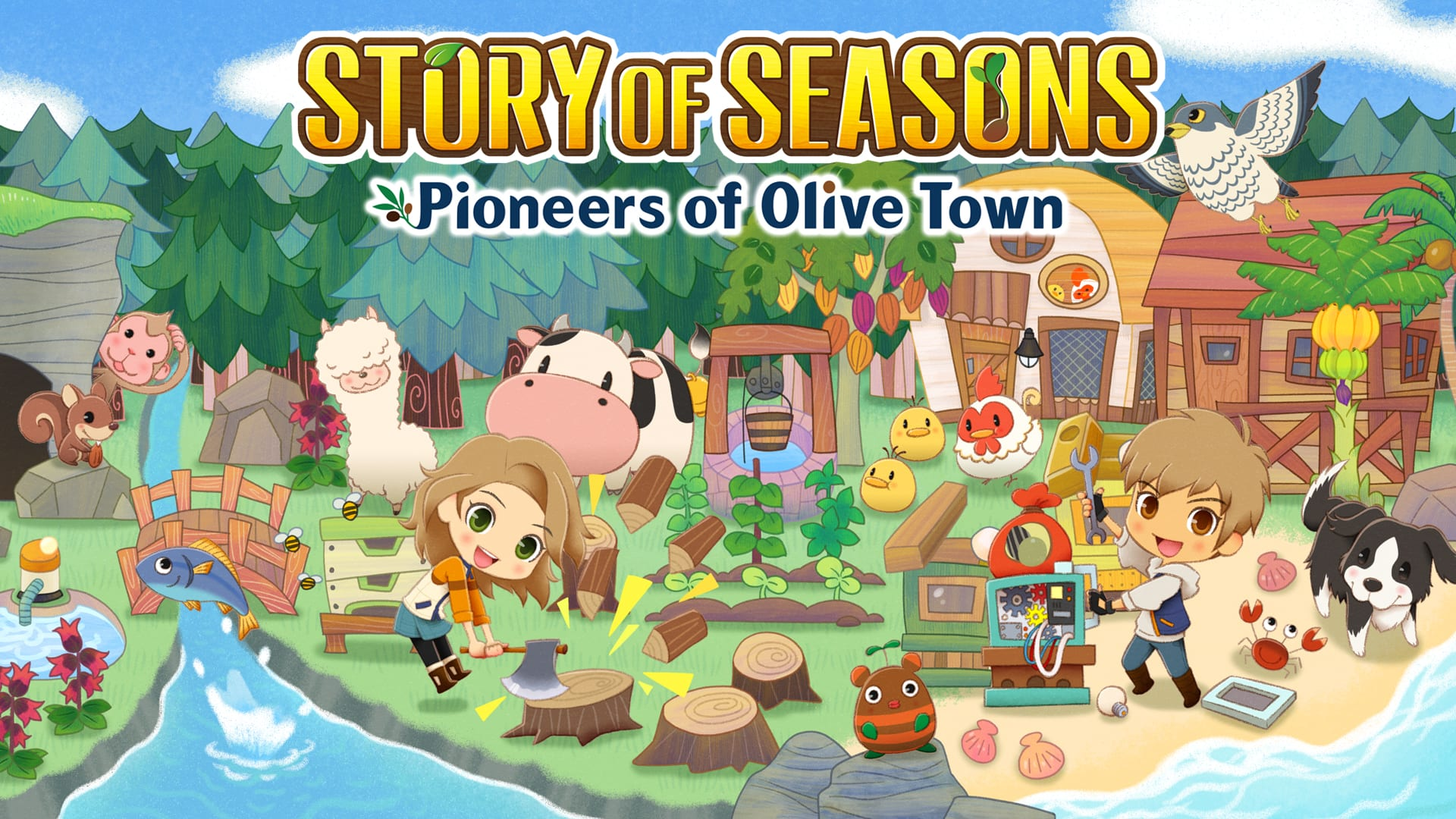 pioneers of olive town