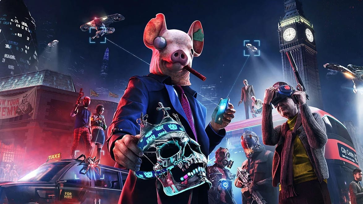 watch dogs legion ps5 xbox series x enhancements