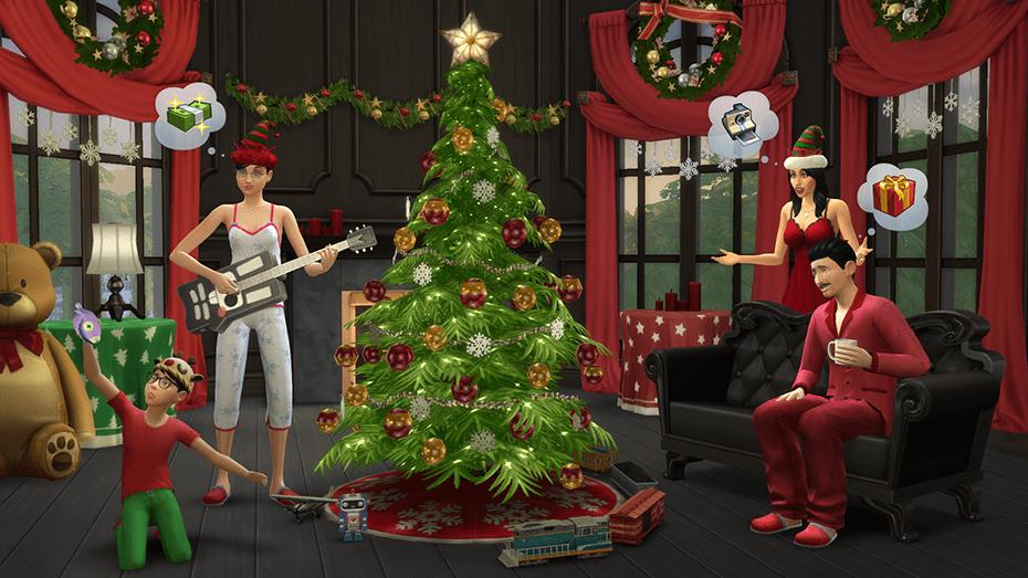 Sims Christmas Gifts