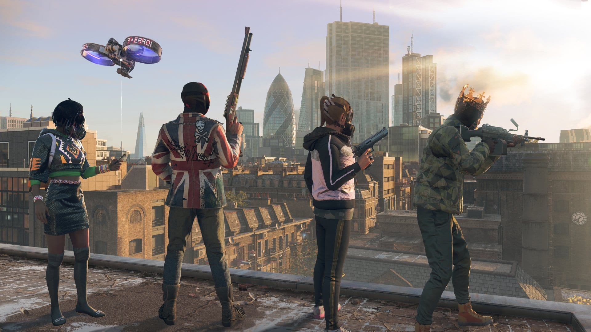 Watch dogs legion main missions