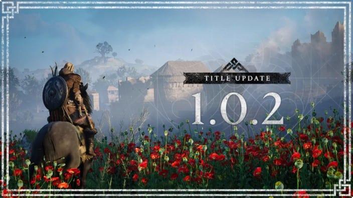 Assassins Creed Valhalla Update