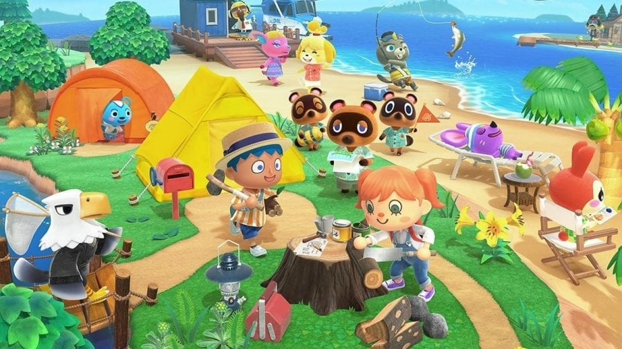Animal Crossing New Horizons, video games good for mental health, Oxford study