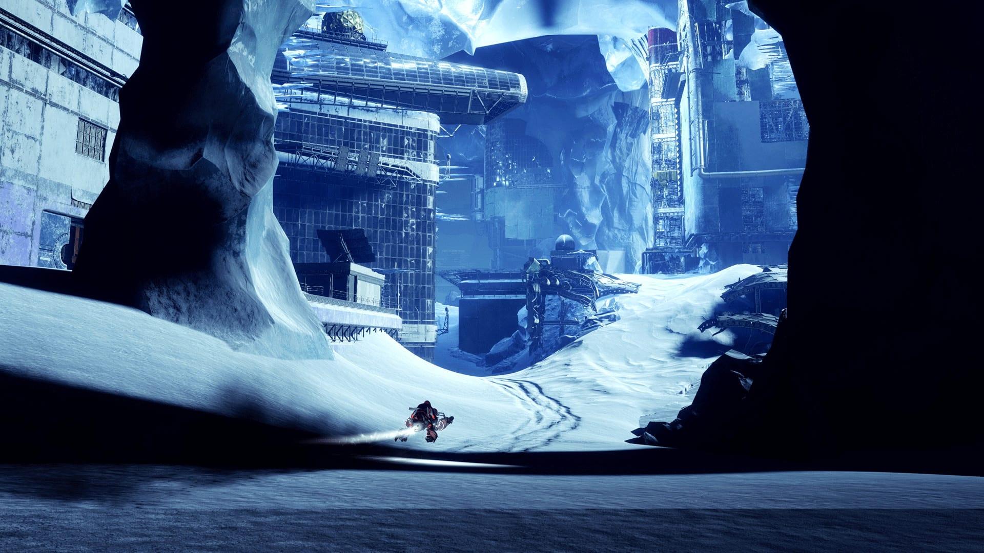 Destiny 2 Beyond Light, Download & Install Size