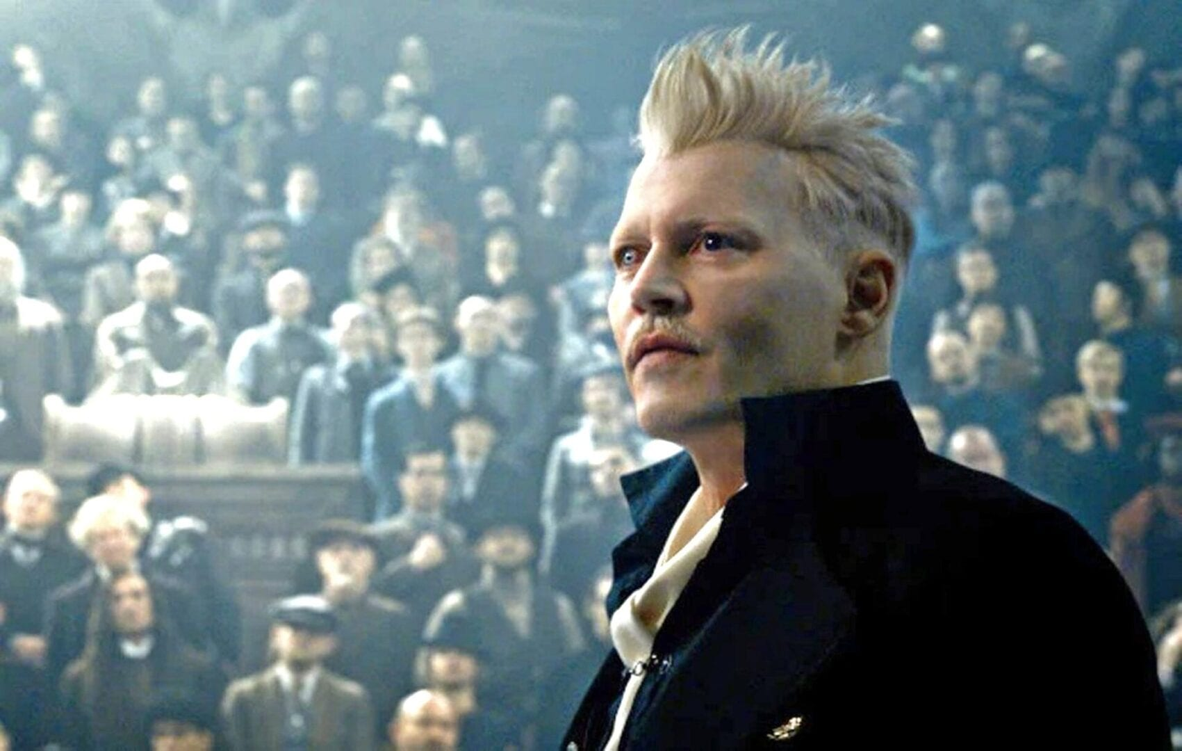 Johnny Depp resigns from role of Grindelwald in Fantastic Beasts