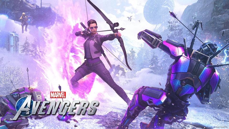Kate Bishop Marvel's Avengers Release Date
