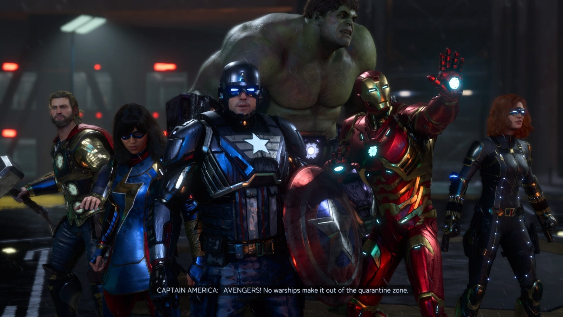 Marvel's Avengers Player Count