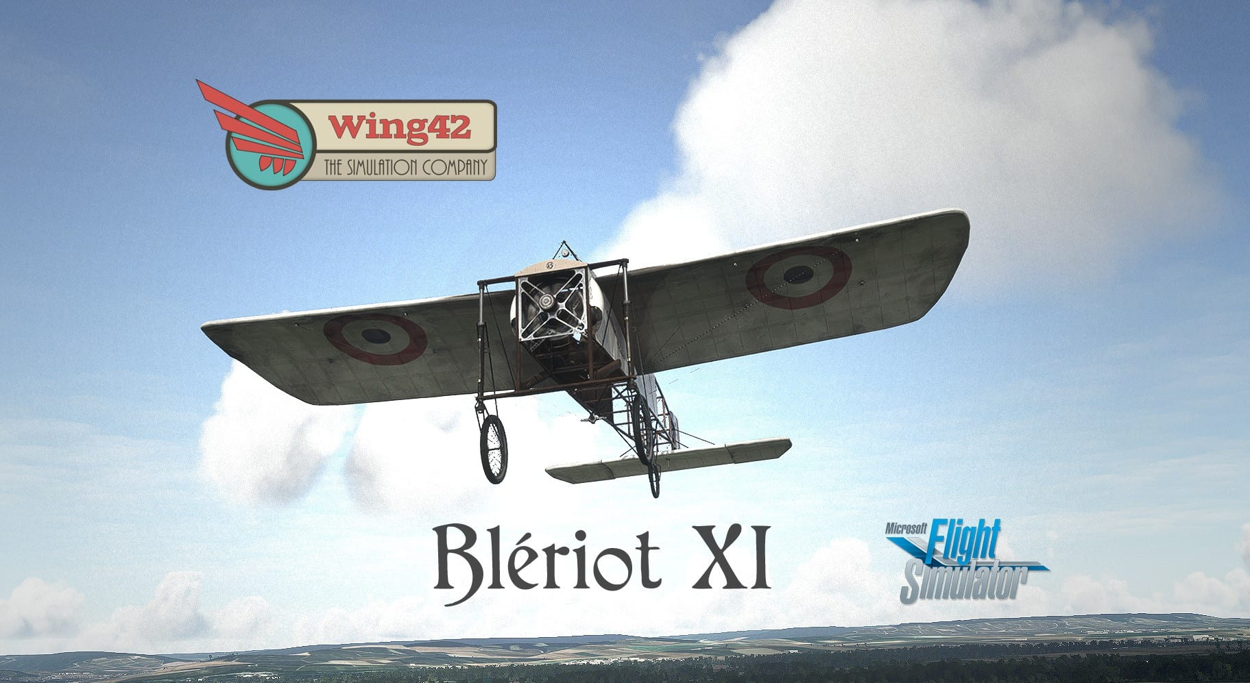 Microsoft Flight Simulator, Bleriot XI