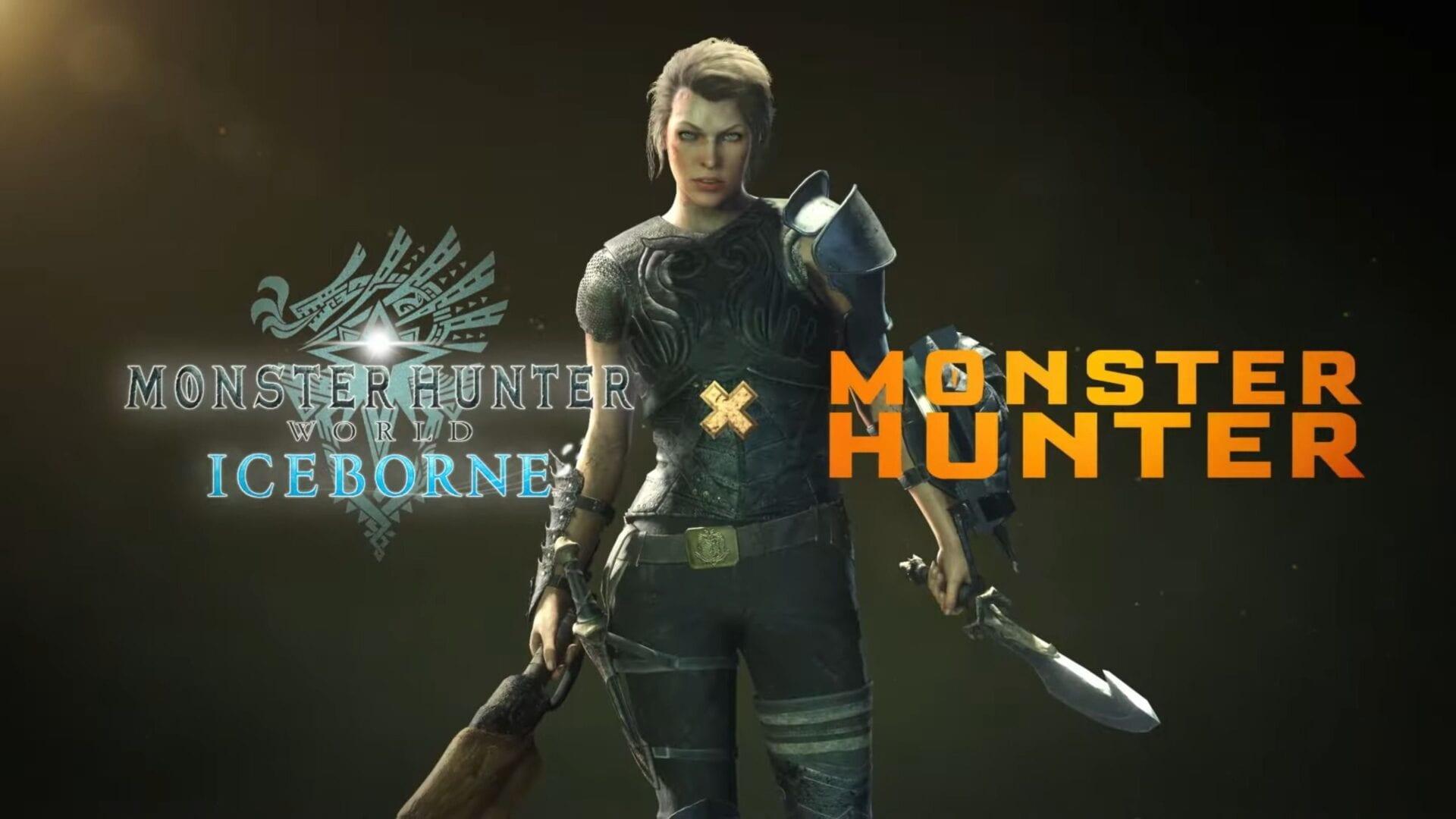 Monster Hunter World Iceborne Movie