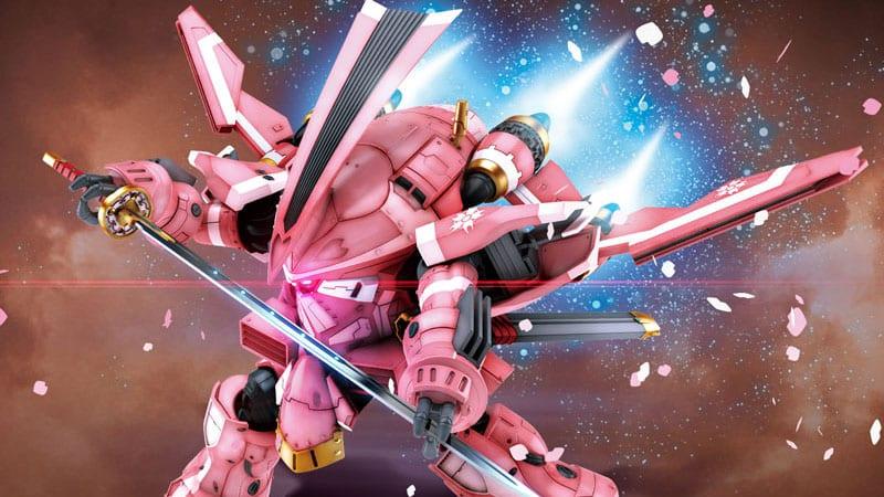 Sakura Wars Model
