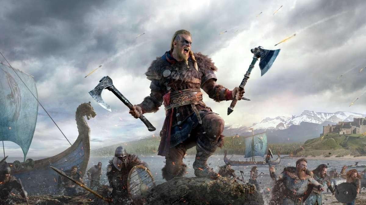assassin's creed valhalla, raid