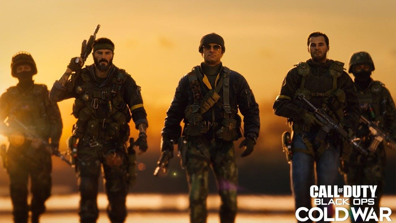black ops cold war, create a class