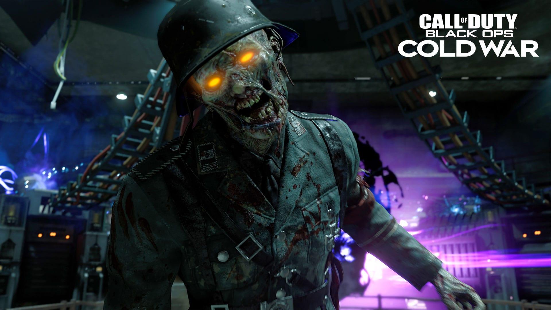 black ops cold war zombies split screen