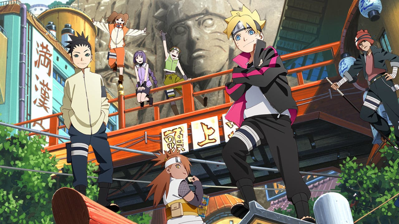 Boruto, Masashi Kishimoto Takes Over as Writer for Boruto Series