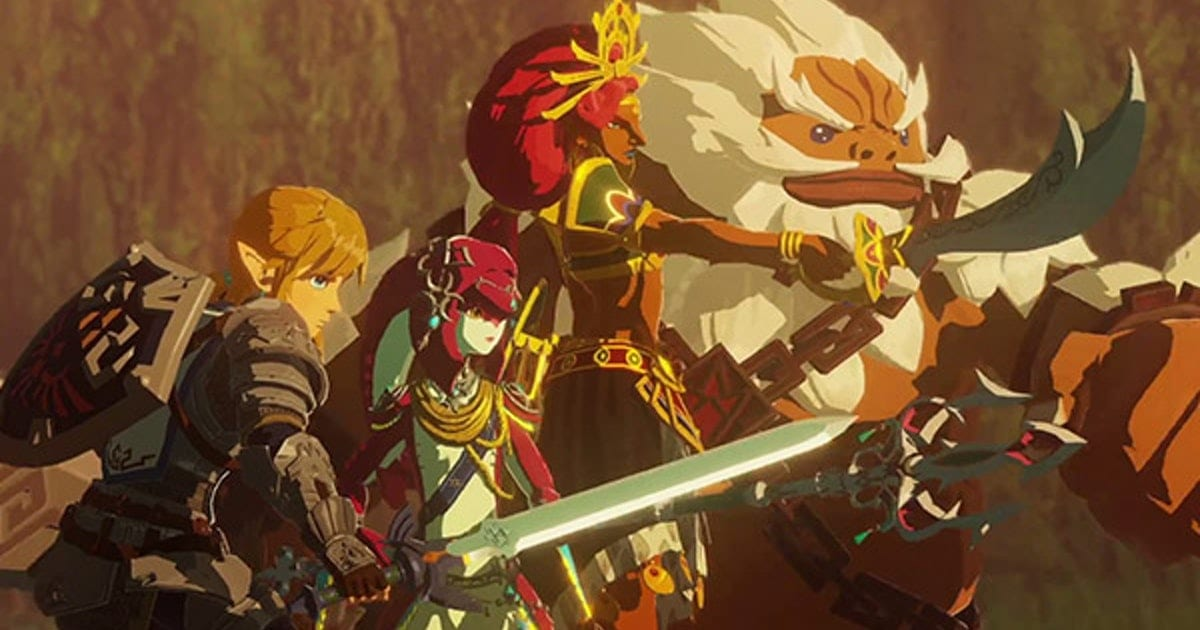 hyrule warriors age of calamity, block attacks