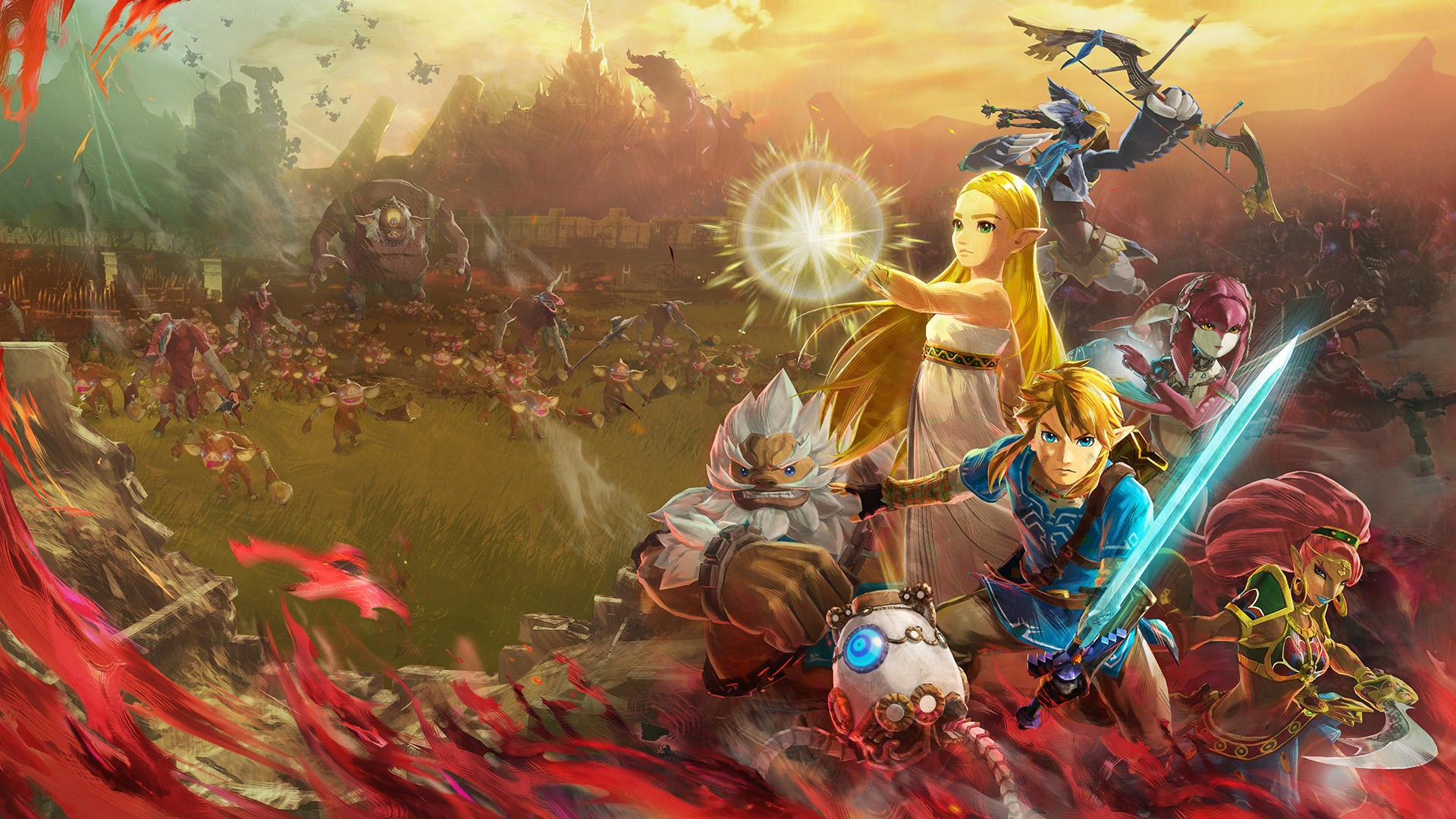 Best Characters In Hyrule Warriors Age Of Calamity All 18 Ranked