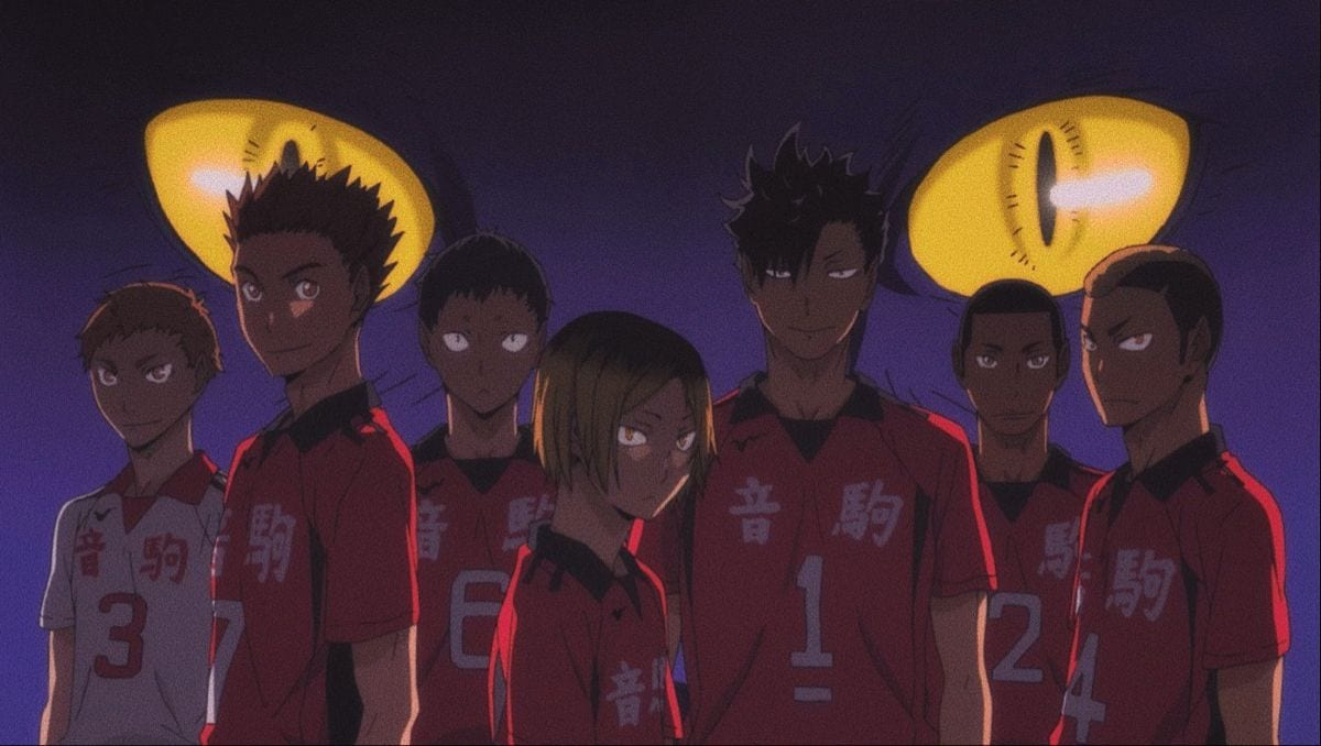 Can You Name These 10 Side Characters From Haikyuu