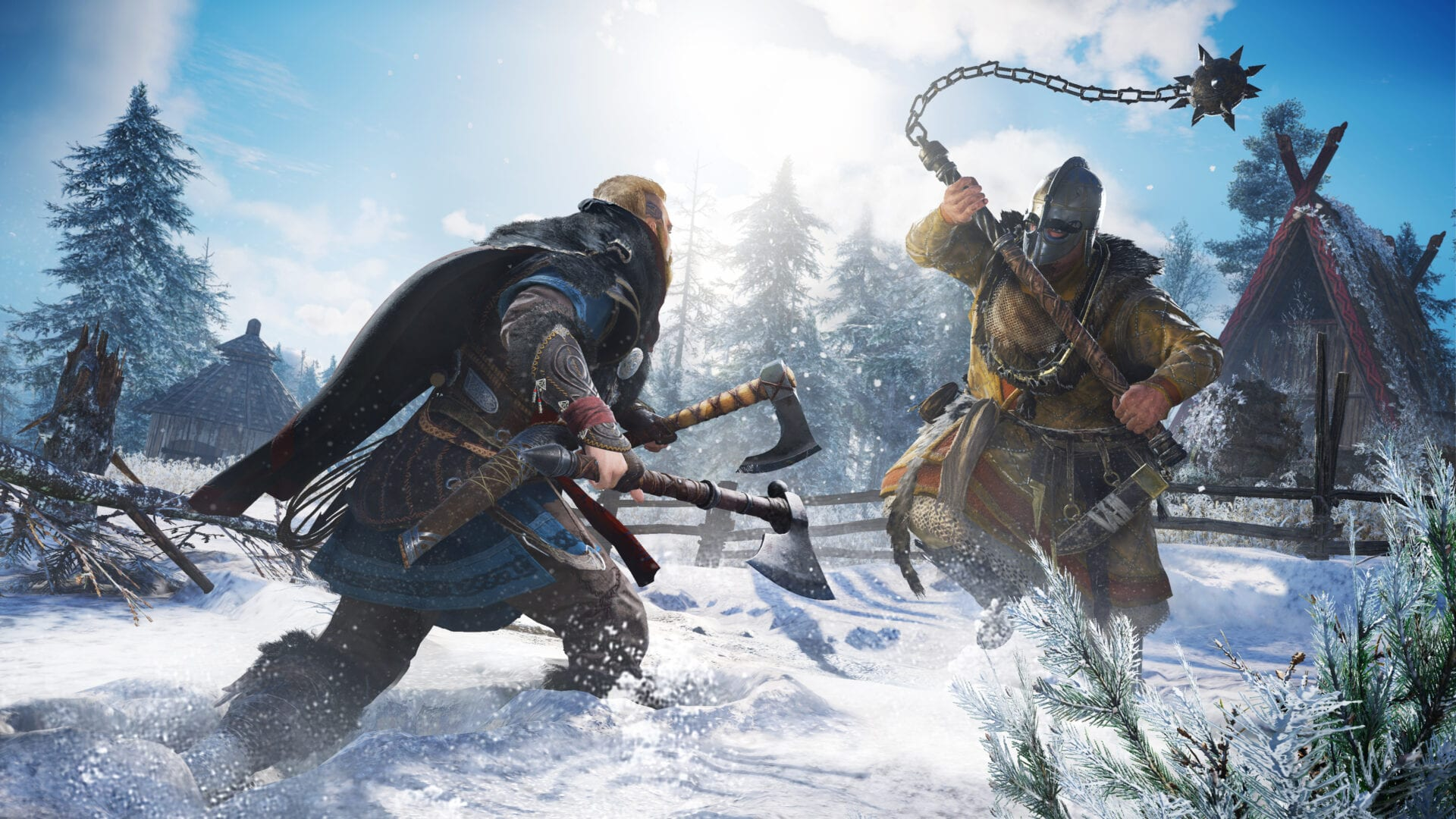 Assassin's Creed Valhalla, how to get Tungsten Ingot
