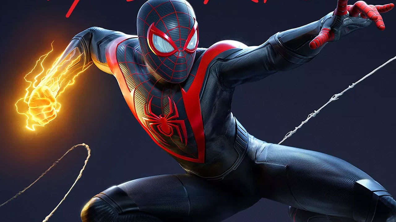 Spider-Man: Miles Morales: What the Download and Install Size is