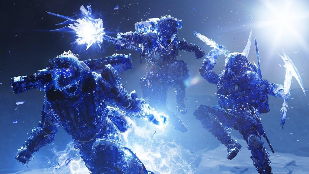 exotic mantle exotic titan gauntlets, destiny 2 beyond light
