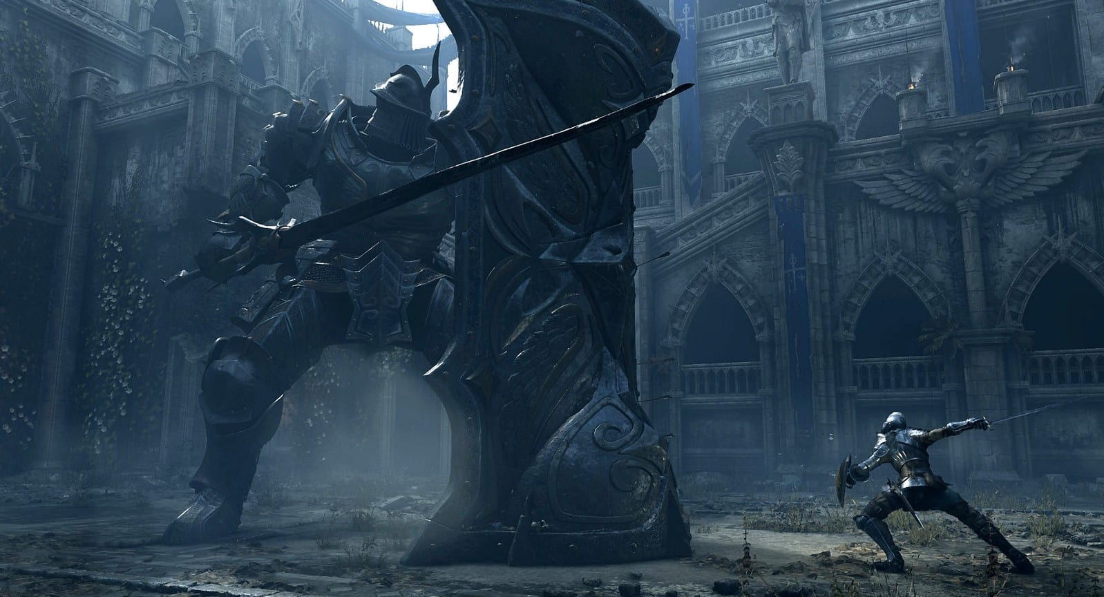 tower knight demon's souls