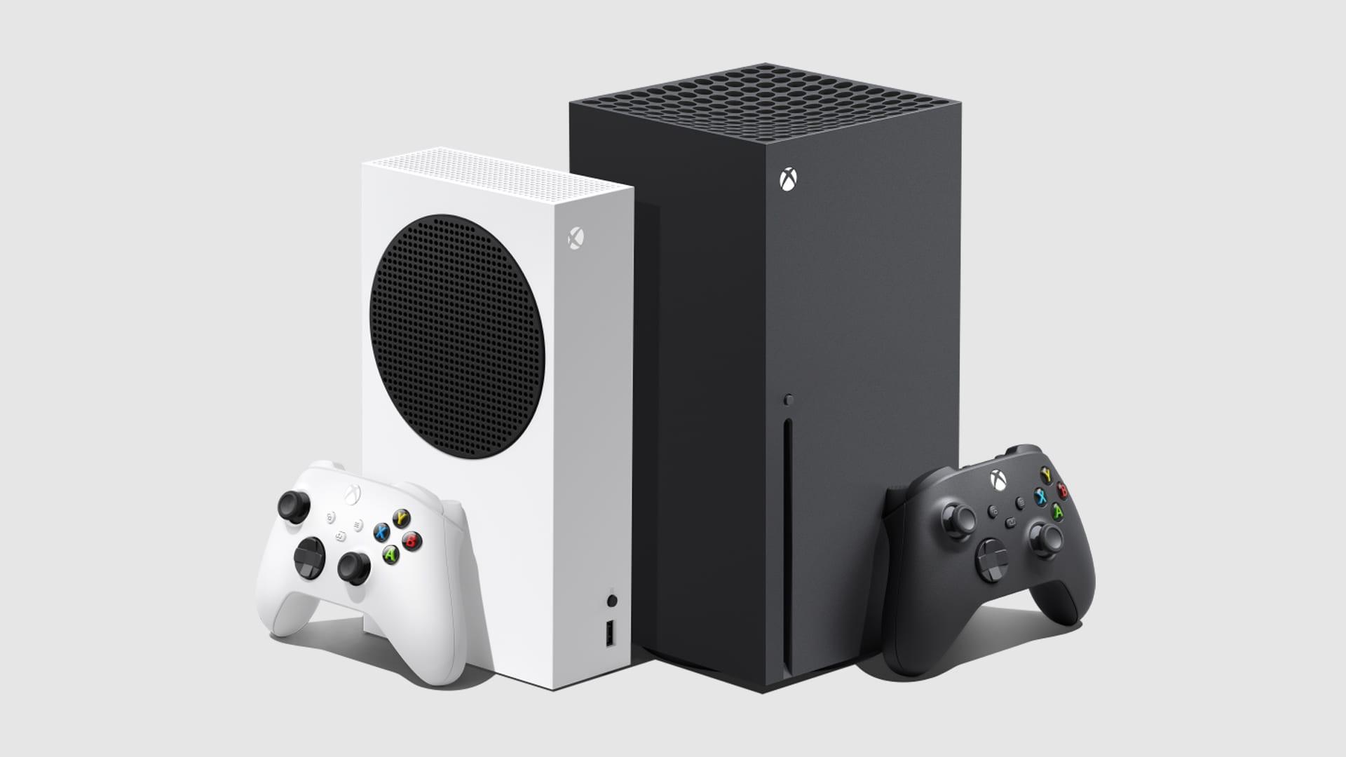 xbox series X, Xbox series S, update games
