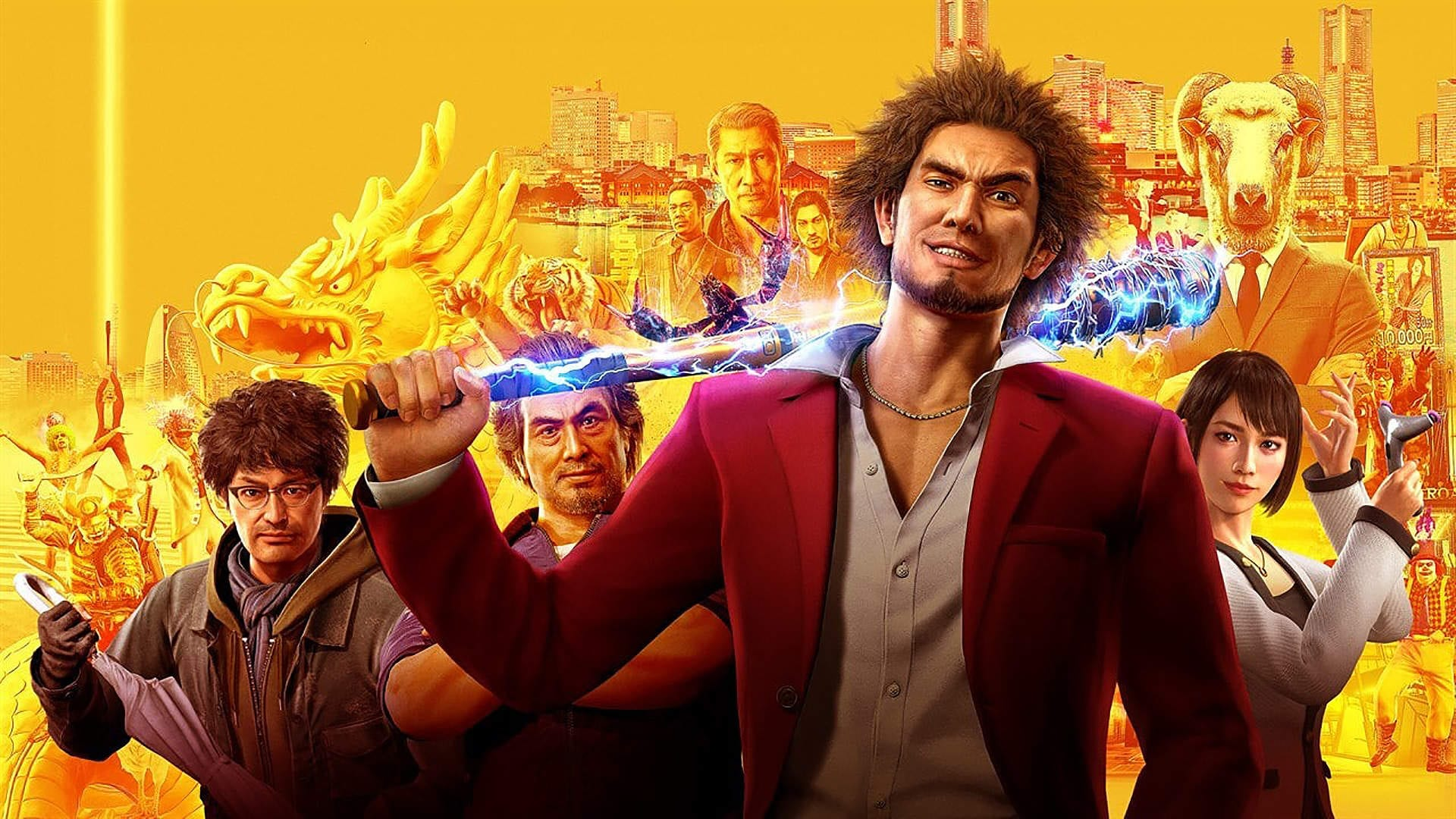 Yakuza: Like a Dragon Review on PS4