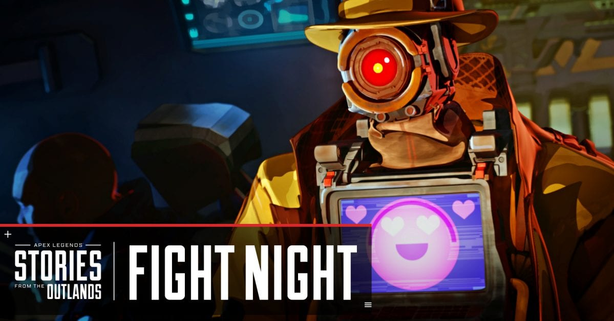 Apex Legends Fight Night