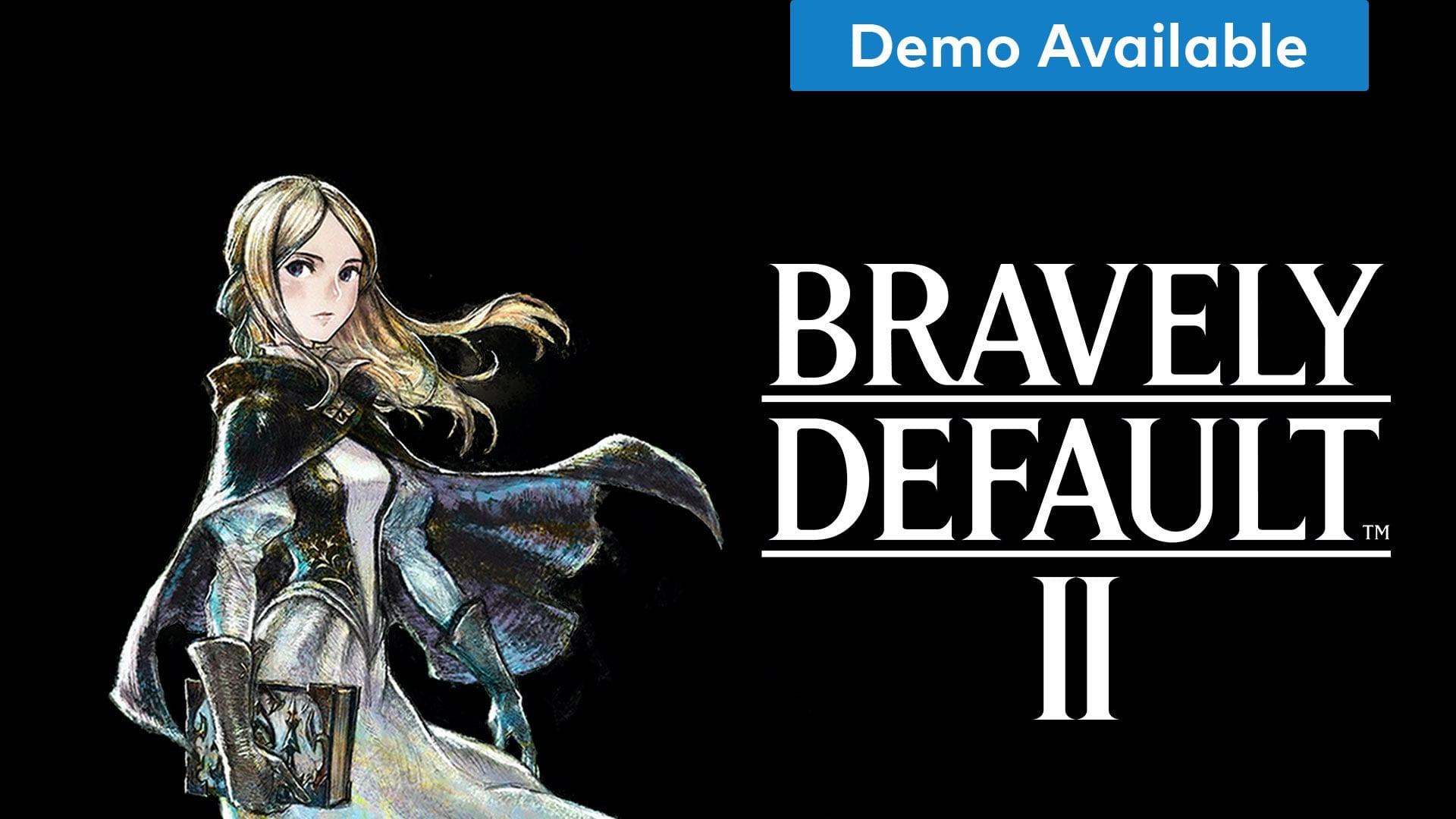 Bravely Default Demo