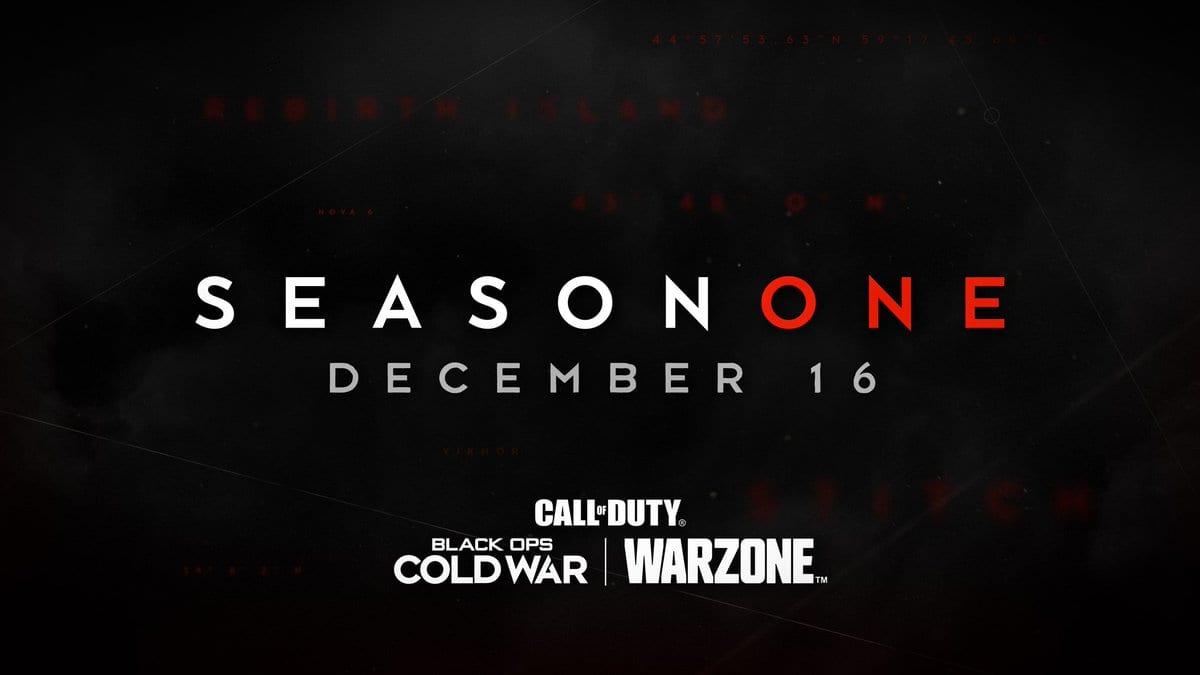 black ops cold war season one