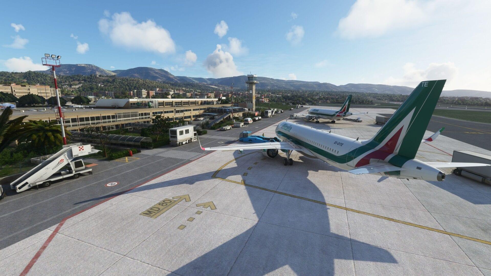 Microsoft Flight Simulator Reggio Calabria