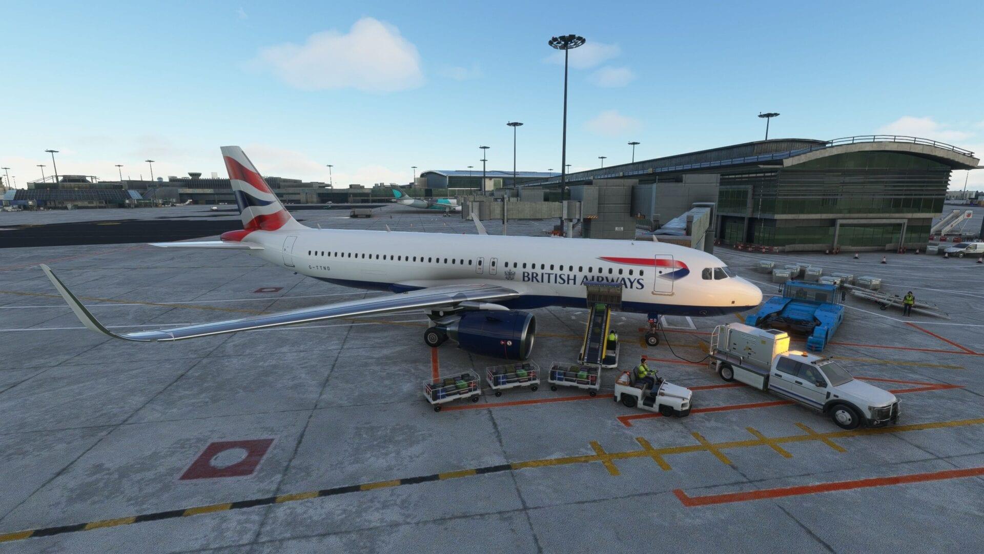 Microsoft Flight Simulator Dublin Review
