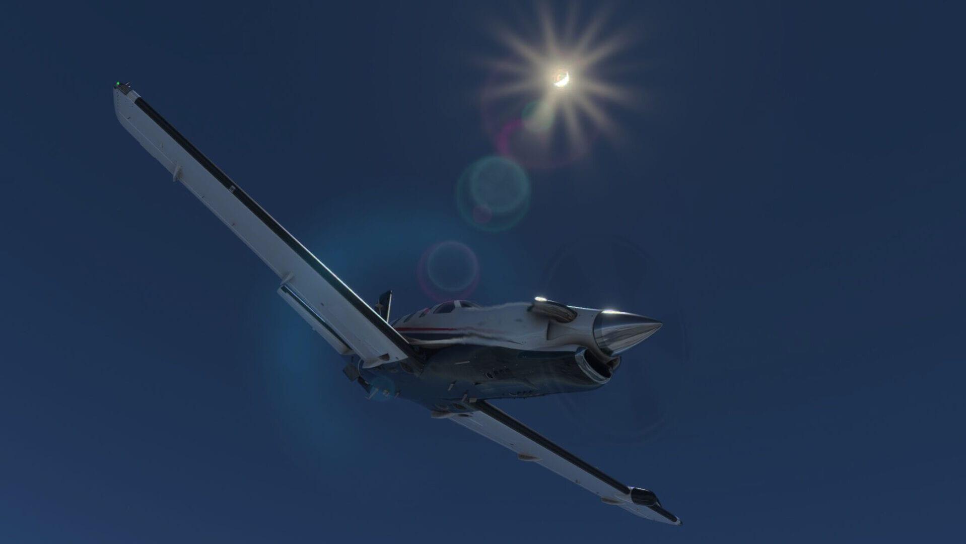 Microsoft Flight Simulator Eclipse
