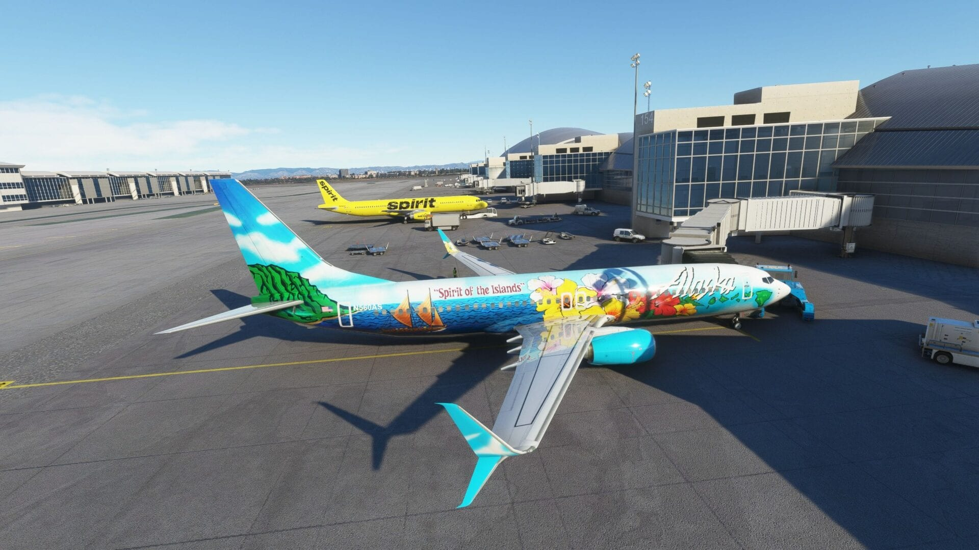 Microsoft Flight Simulator FLAI