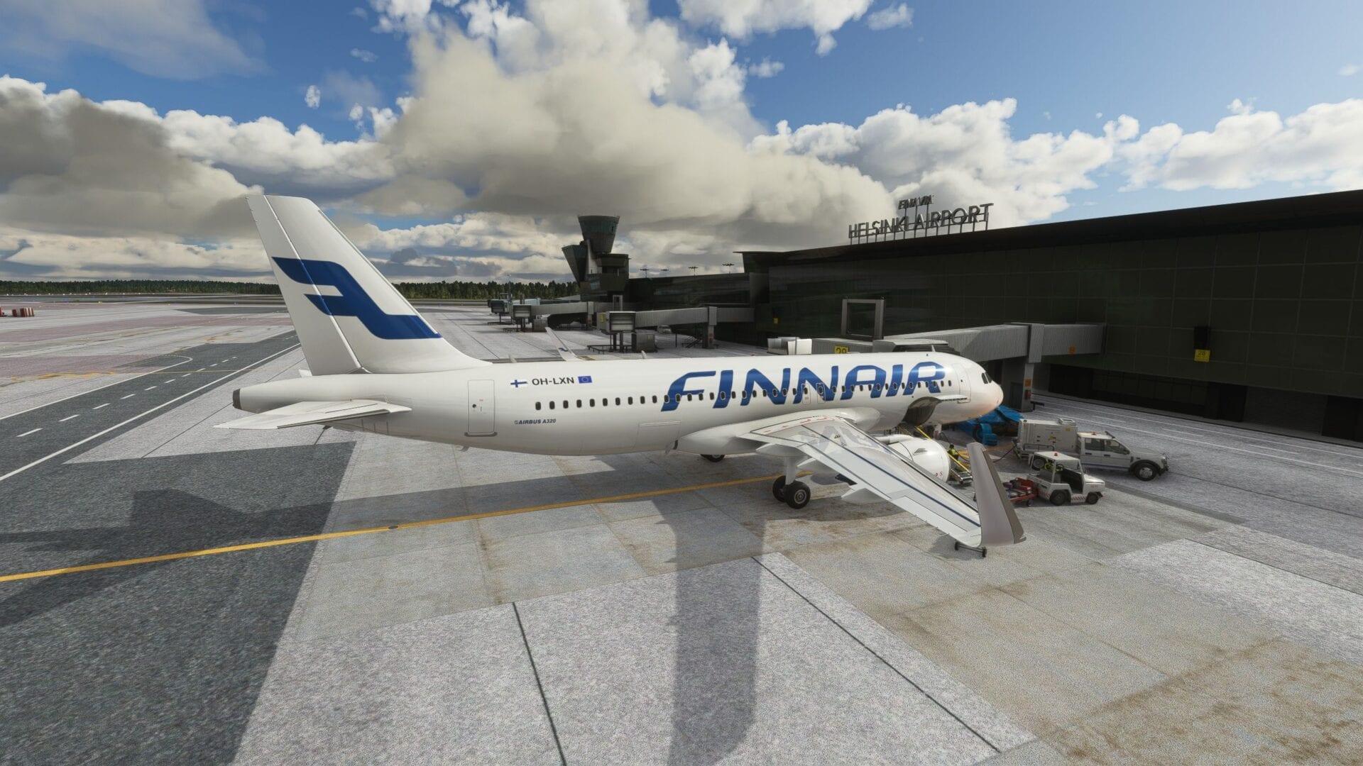 Microsoft Flight Simulator Helsinki Airport Review
