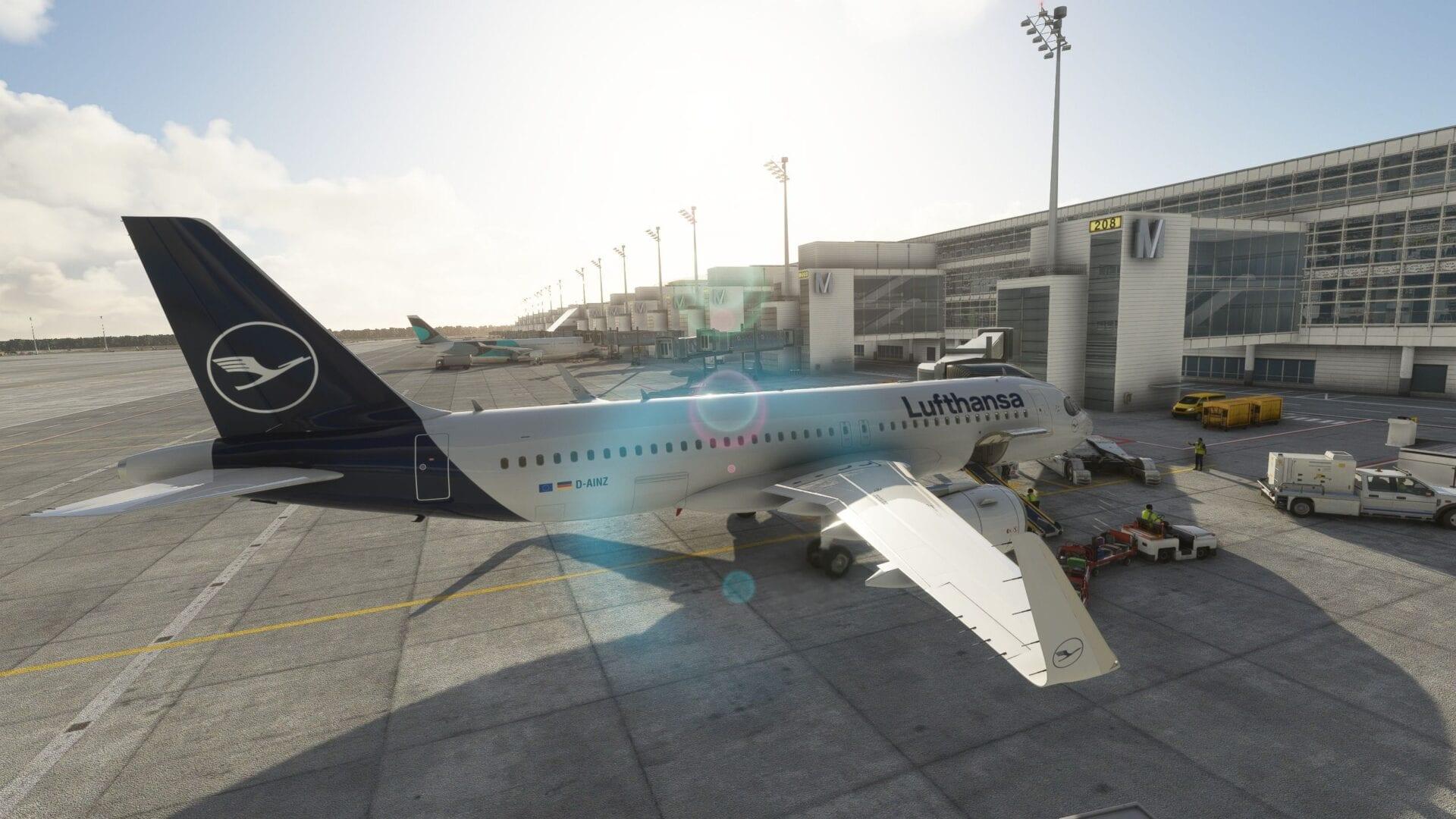 Microsoft Flight Simulator Munich