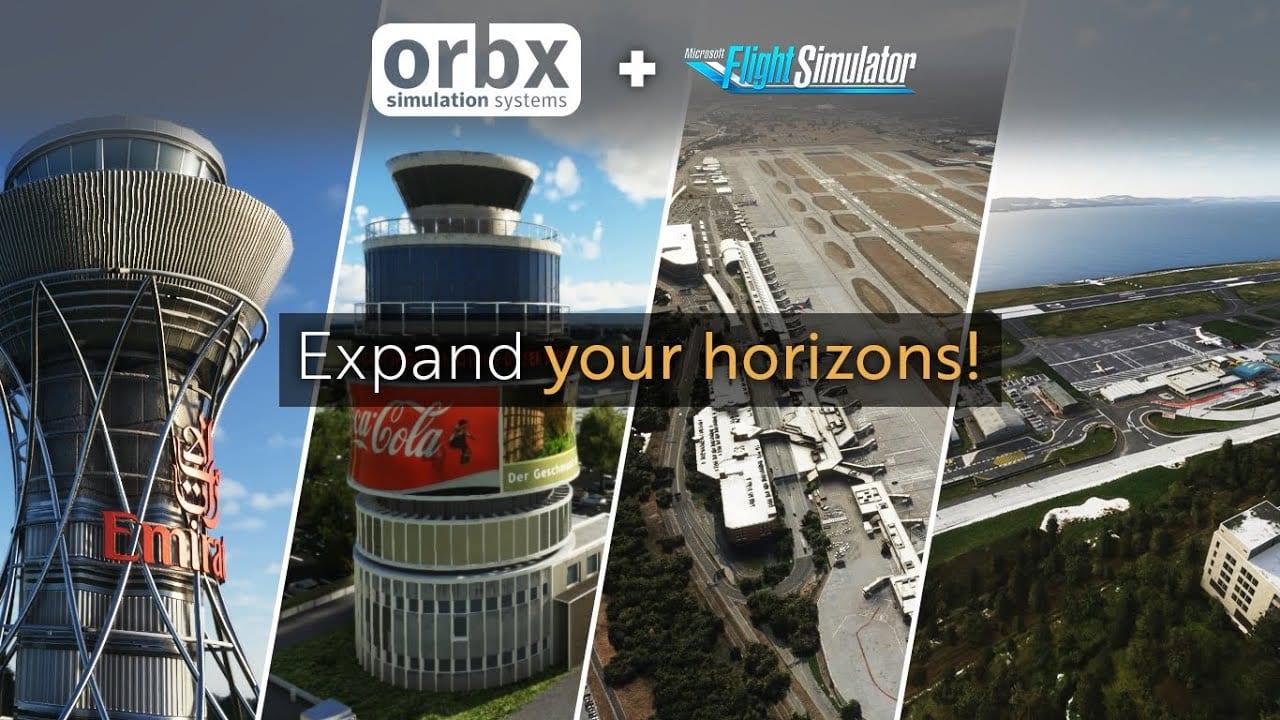 Microsoft Flight Simulator, Orbx