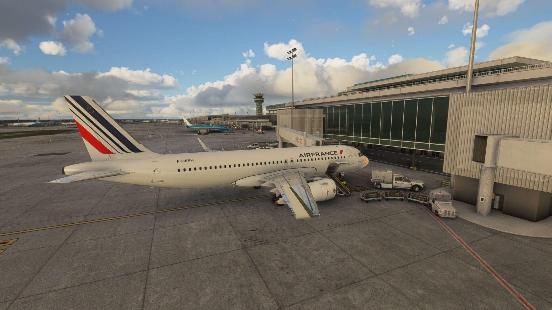 Microsoft Flight Simulator Paris Orly