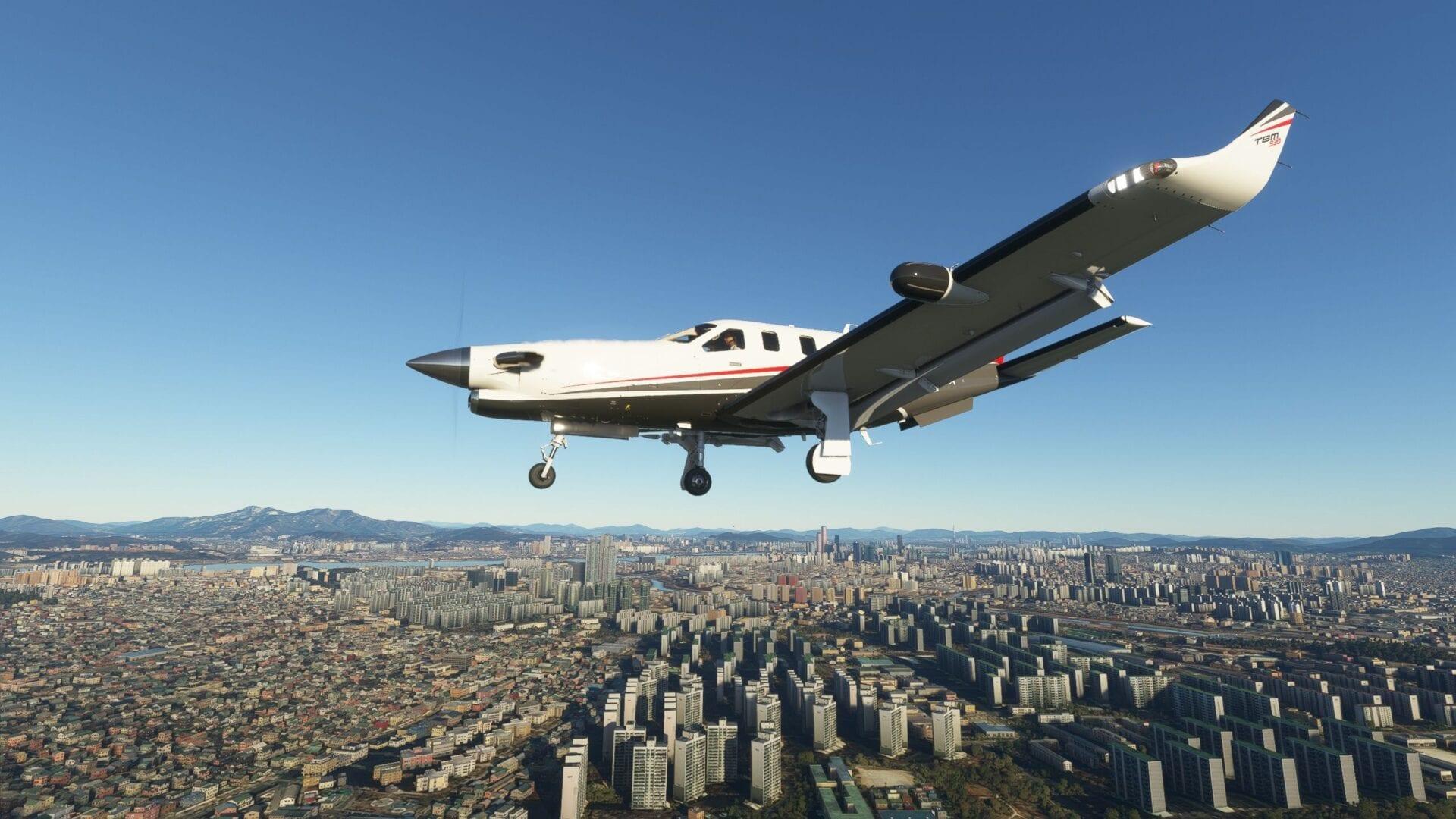 Microsoft Flight Simulator Seoul