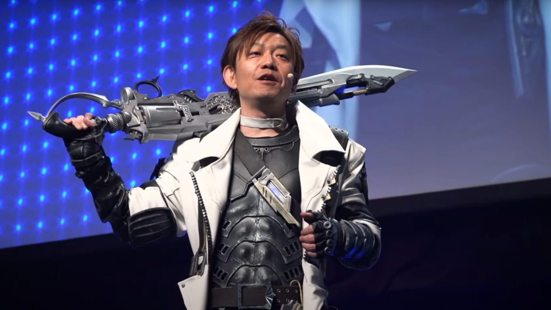 Final Fantasy XIV, Naoki Yoshida